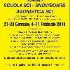Scuola SCI / Snowboard 2018 CHAMPOLUC